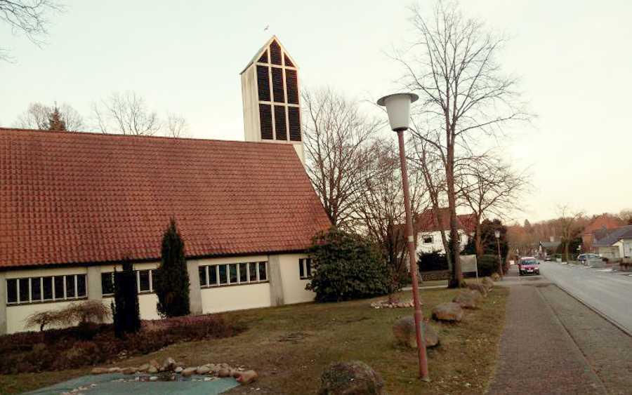 Kirche für mehr Miteinander