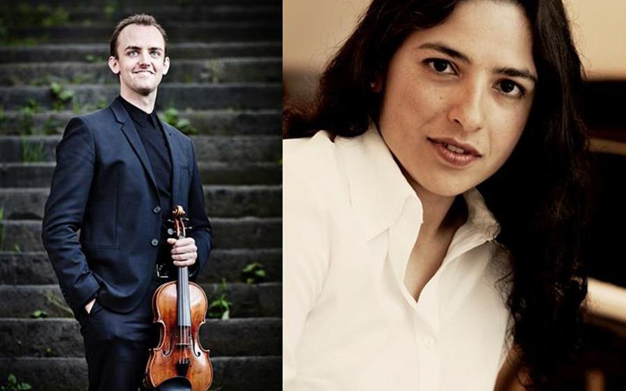 Konzert mit  Einav Yarden, Klavier und Benjamin Baker, Violine