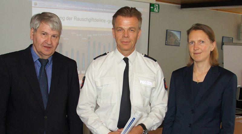 Laut Kriminalstatistik ist Celle ein sicherer Ort