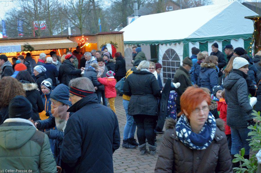 Lichterfest in Lachendorf