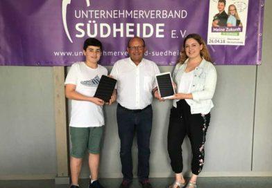 """Preisträger der Berufs- und Ausbildungsmesse """"Meine Zukunft in Südheide"""" bekanntgegeben"""