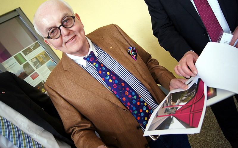 Robert Simon wird Ehrenbürger der Stadt Celle