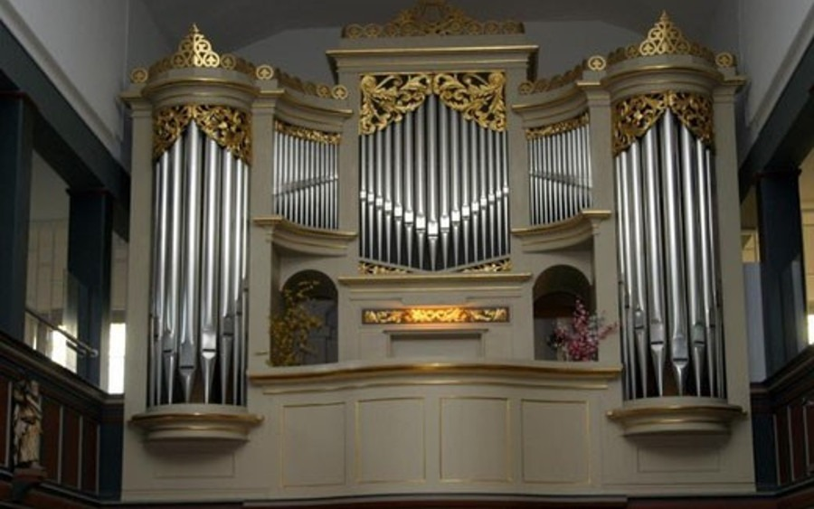 Musikalische Soirée zum 35-jährigen Orgeljubiläum