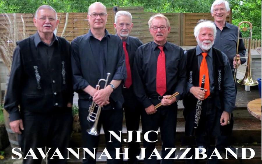 Muttertagsjazz mit der Savannah Jazzband im Lindenhof in Westercelle!