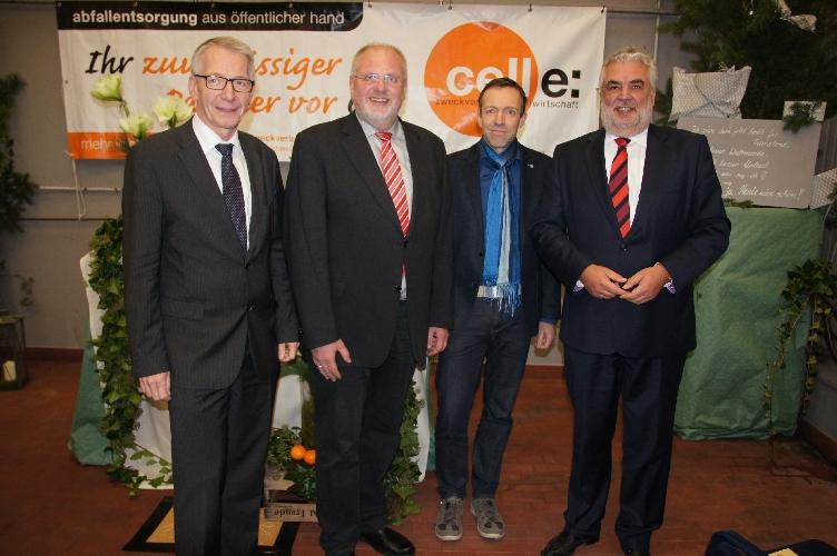Nach 5875 Tagen als Geschäftsführer des Abfallzweckverbandes geht Henry Mäurer in den Ruhestand