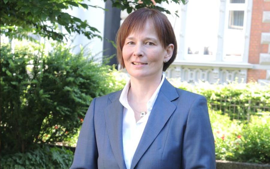 Neue Superintendentin beim vhs-Talk