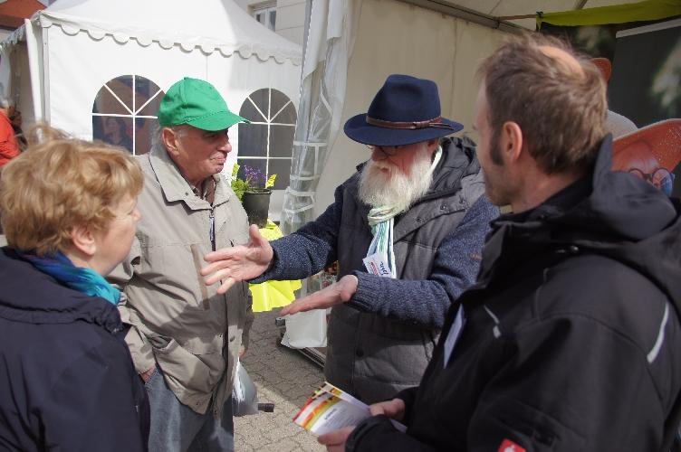Niedersächsisches Gartenfestival heute beendet – Verstimmung um Parksituation