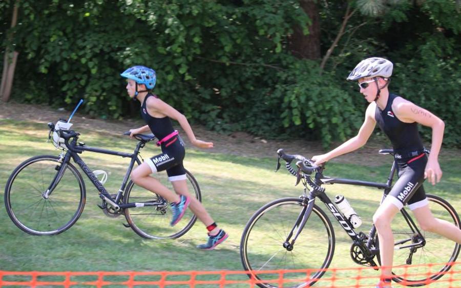 Nienhagen-Schwimmer auch erfolgreich beim Triathlon