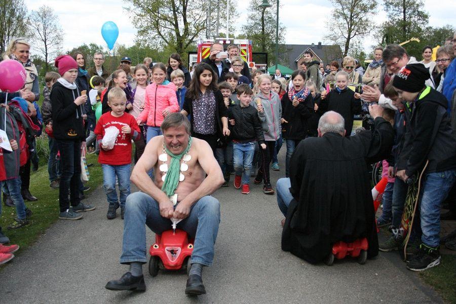 Nienhagen kämpft um Traumspielplatz und organisiert ein grandioses Generationenfest