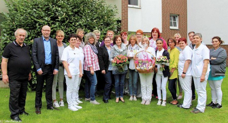 Pflege als Beruf und Berufung – Johanniterin Ingrid Hustedt verabschiedet sich in den Ruhestand