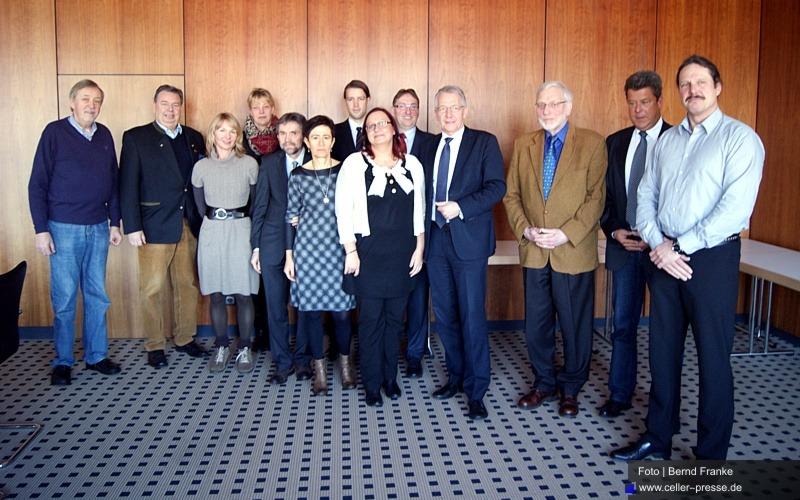 Berufsschullehrer aus Kwidzyn zu Gast in Celle