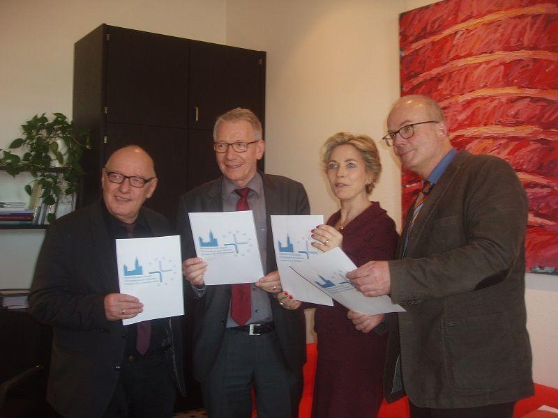 """Verleihung des Titels """"Reformationsstadt Europas"""" an die Stadt Celle"""