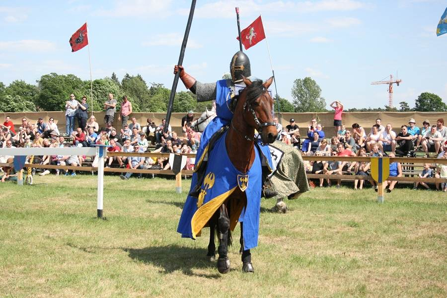 Ritter, Gaukler und ein Hauch Mittelalter in Winsen