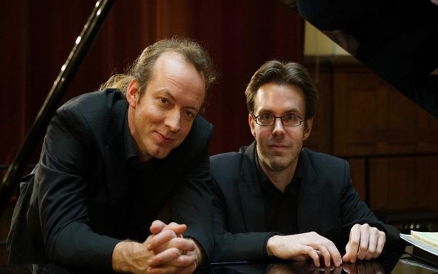 Schumanniade im Beckmannsaal mit Bariton Dietmar Sander