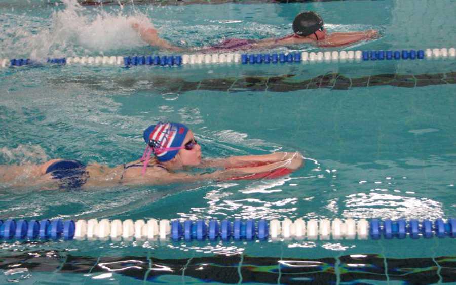 Schwimmteams vom Hölty und HBG erneut die Schnellsten im Bezirk