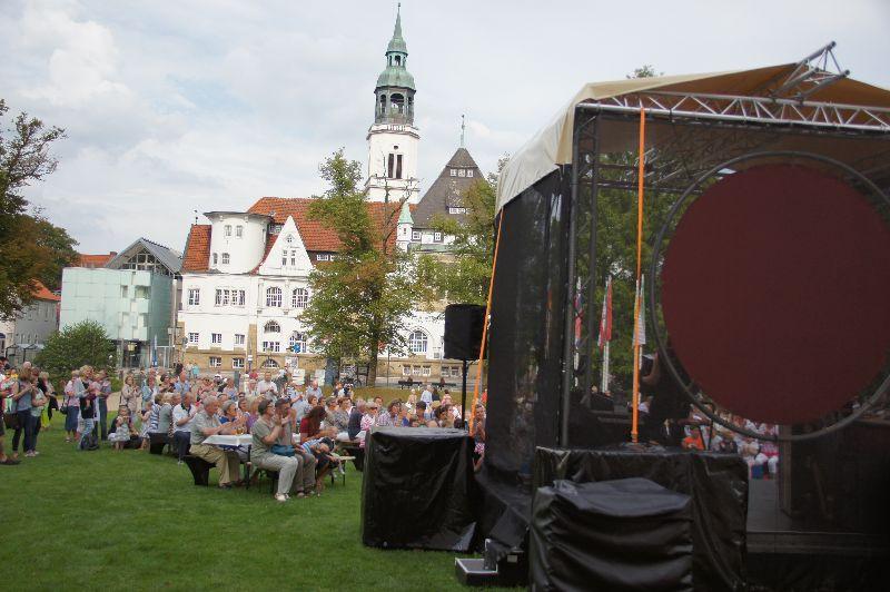 """Für zwei Wochen """"Sommer am Schloss"""": Kleinkunst und Theater"""