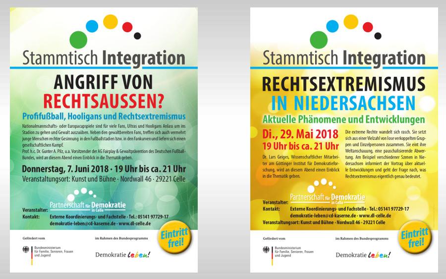 Stammtisch Integration: Rechtsextremismus in Niedersachsen und ...