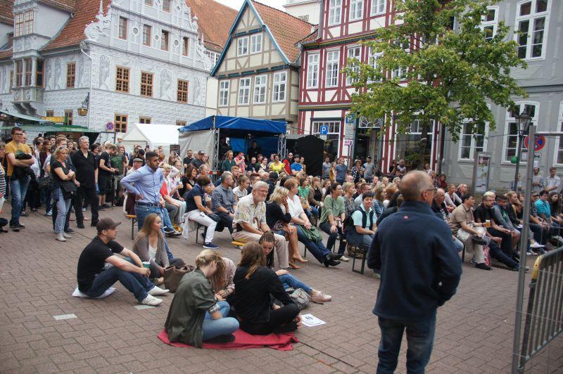 Startschuss für das 3. Celler Stadtfest
