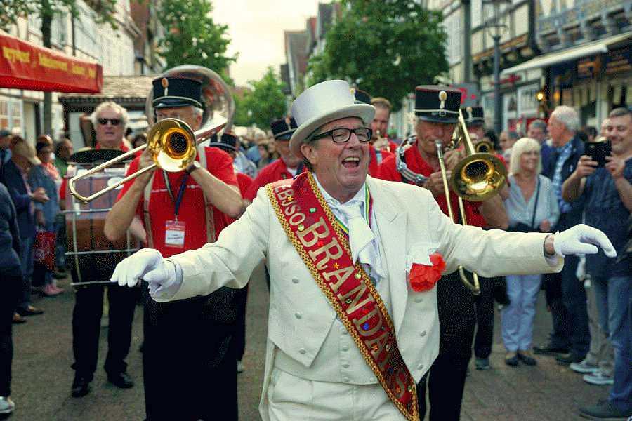 Streetparade begeistert Celle