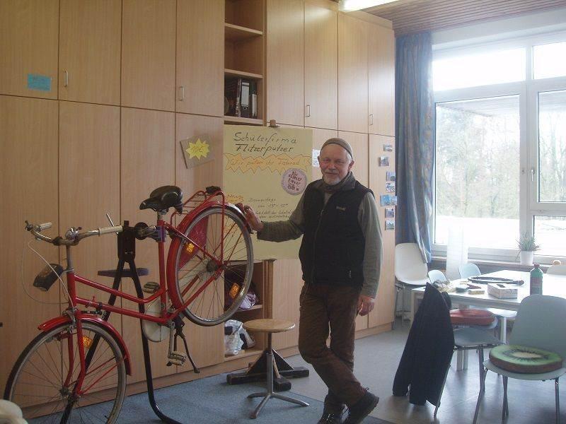 Tag der offenen Tür in der Hermann-Reske-Schule auf dem Lobetalgelände