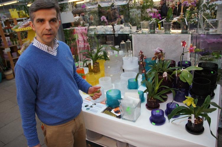 3.-4.000 Besucher bei den Tagen der offenen Tür im Orchideen-Zentrum