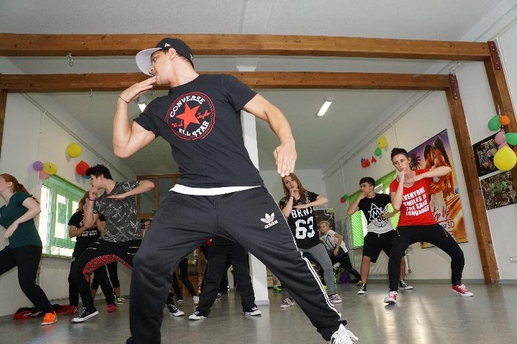 Tanz-Camp Celle mit Staraufgebot
