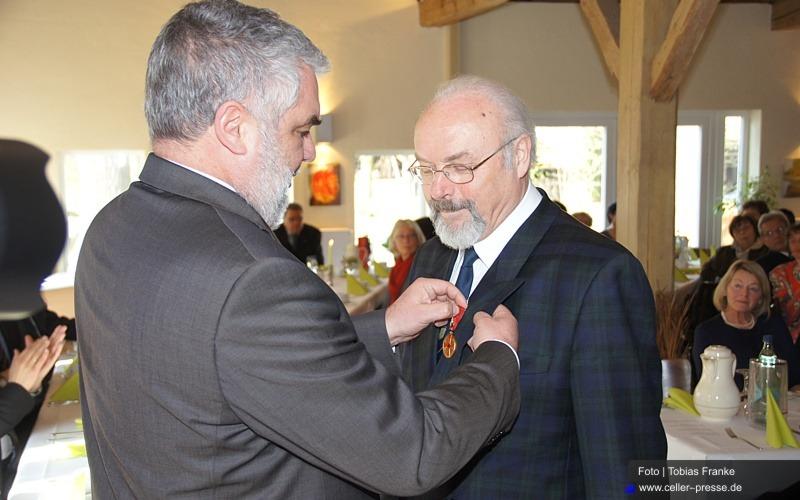 Bundesverdienstkreuz für Dr. Ulrich Seemann