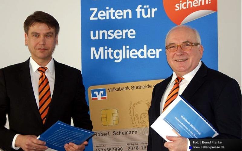 Volksbank Südheide baut Ihre Marktposition 2013 erneut aus
