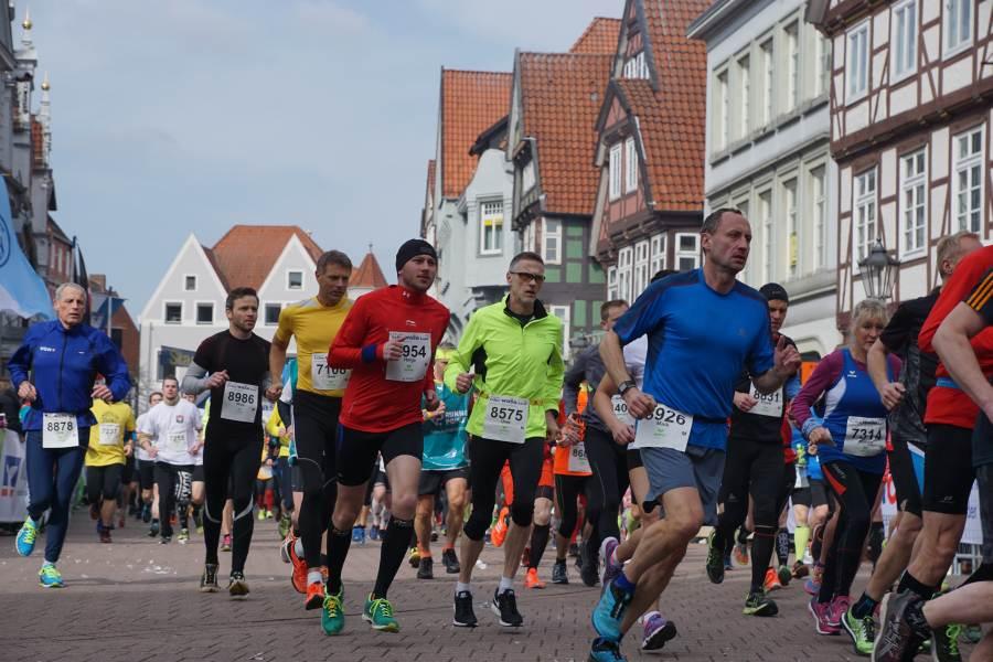 Der Countdown läuft: 37. Wasa-Lauf am 10. März in Celle