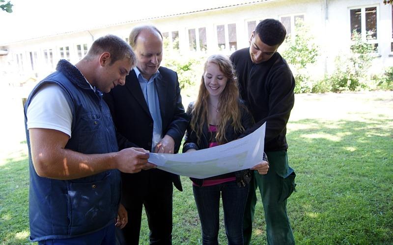 Waldwegschule: Fachübergreifende Projektarbeit – ein Meilenstein guter Ausbildungskultur