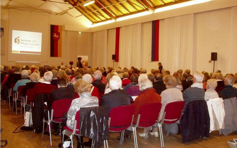 """""""Warum eigentlich Vorsorge? 3. Vorsorgetag in Celle fand beachtliches Interesse"""