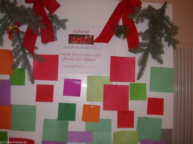 Weihnachtsessen Celle.Weihnachten Im Allgemeinen Krankenhaus Celle
