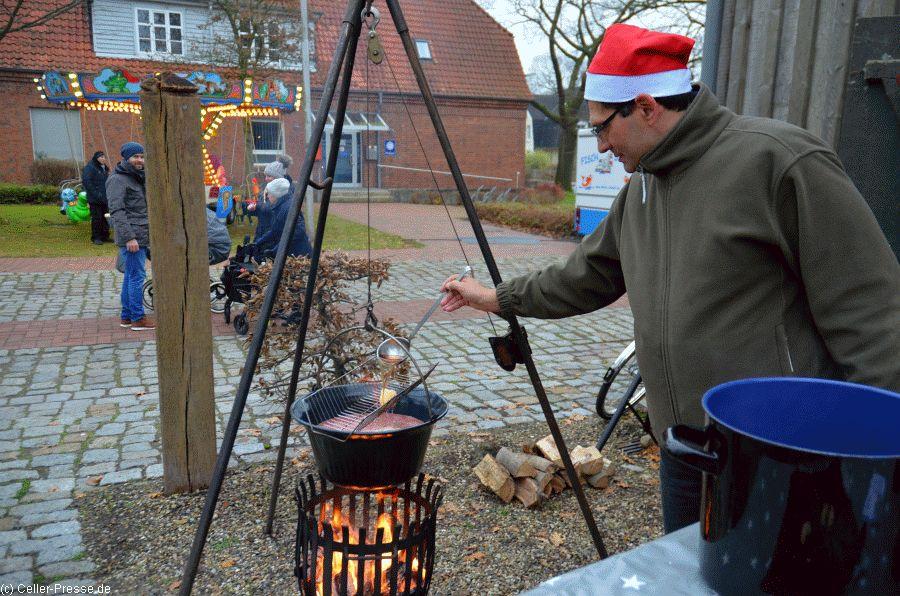 Weihnachtsmarkt in Wathlingen