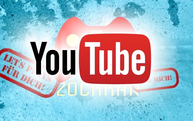 YouTube und Let´s Plays – Schnelles Geld fürs Spielen?
