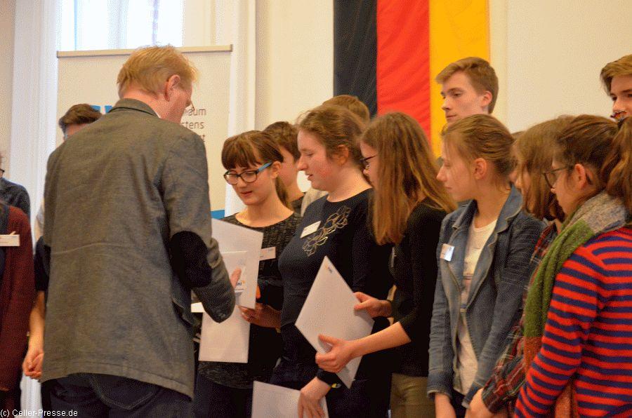 """SVO und """"Jugend forscht"""" prämieren Sieger des 19. Regionalwettbewerbs"""