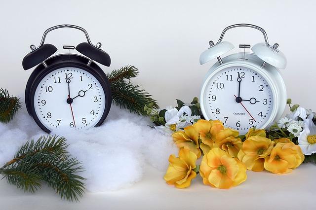 Eine lange Nacht steht bevor – eine Stunde länger schlafen