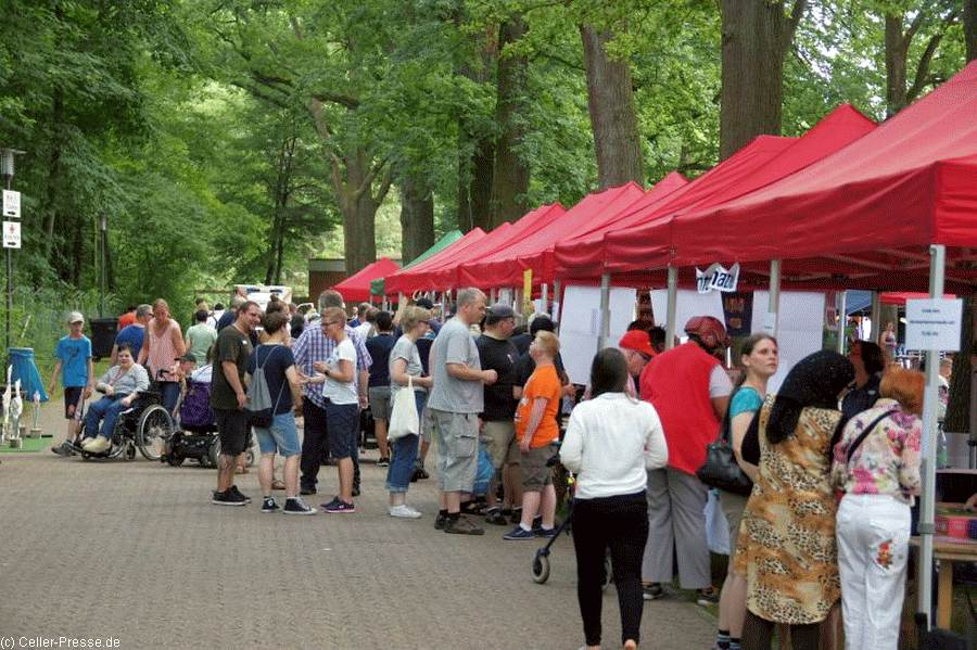 Jahresfest der Lobetalarbeit in Celle