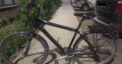 Fahrrad sucht Eigentümer