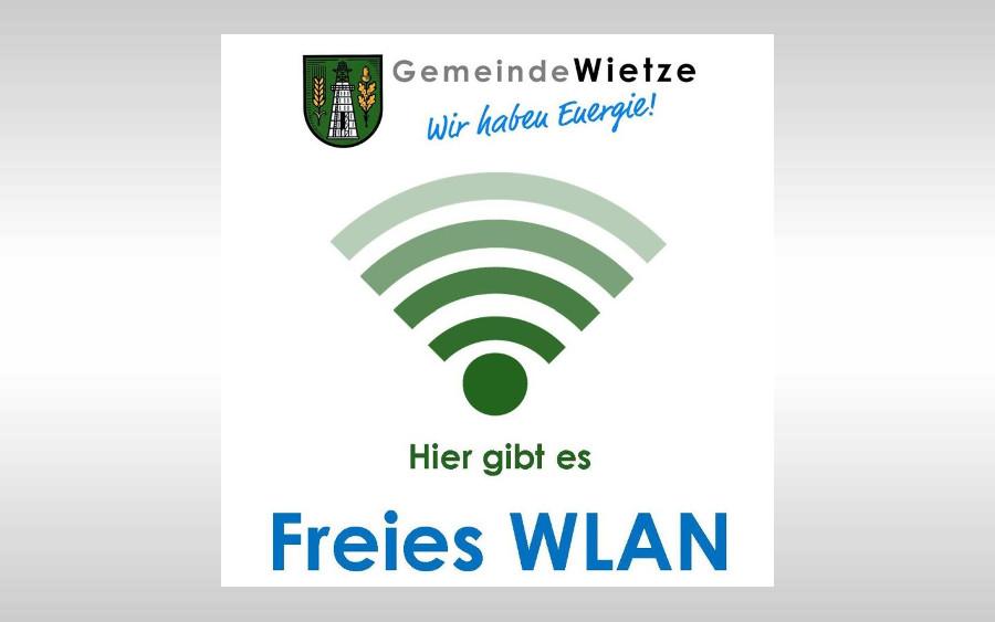 Freies WLAN in der Gemeinde Wietze