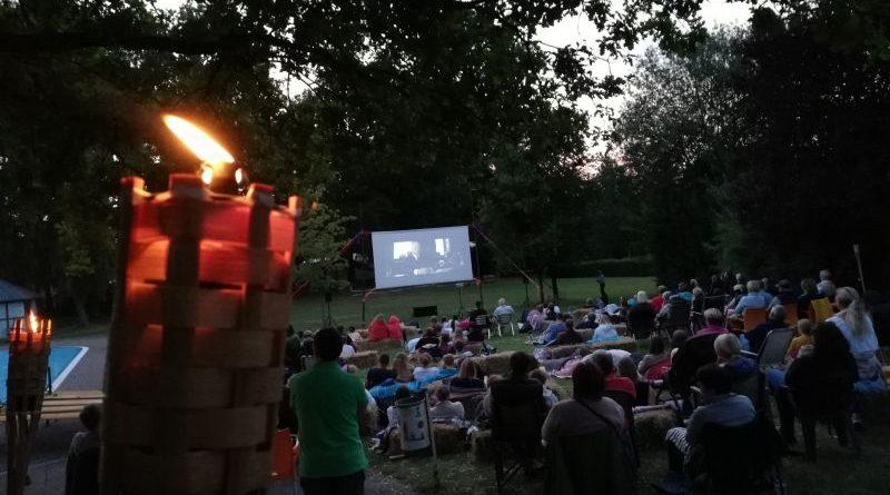 Großes Open-Air Kino in Eschede begeistert die Zuschauer