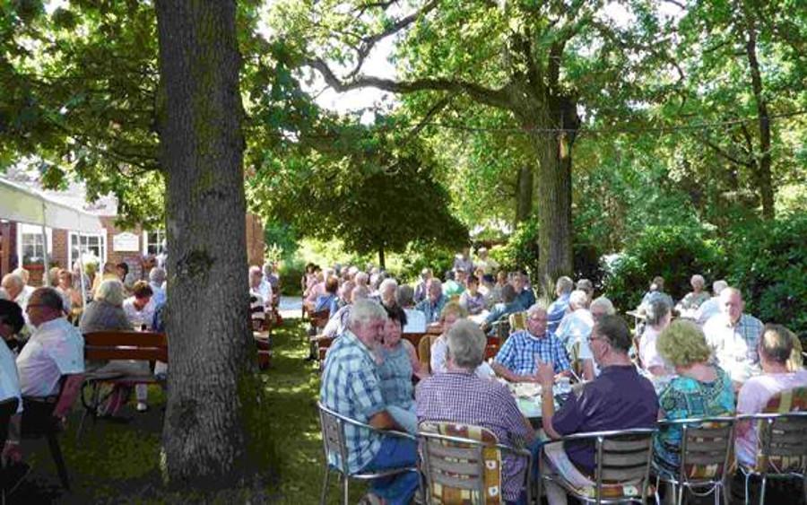 Herzsportgruppe in Celle e.V. feierte ihr Sommerfest in Hustedt