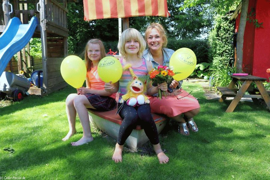 """""""Ich bin stark!"""" – Luftballon flog bis in die Niederlande"""
