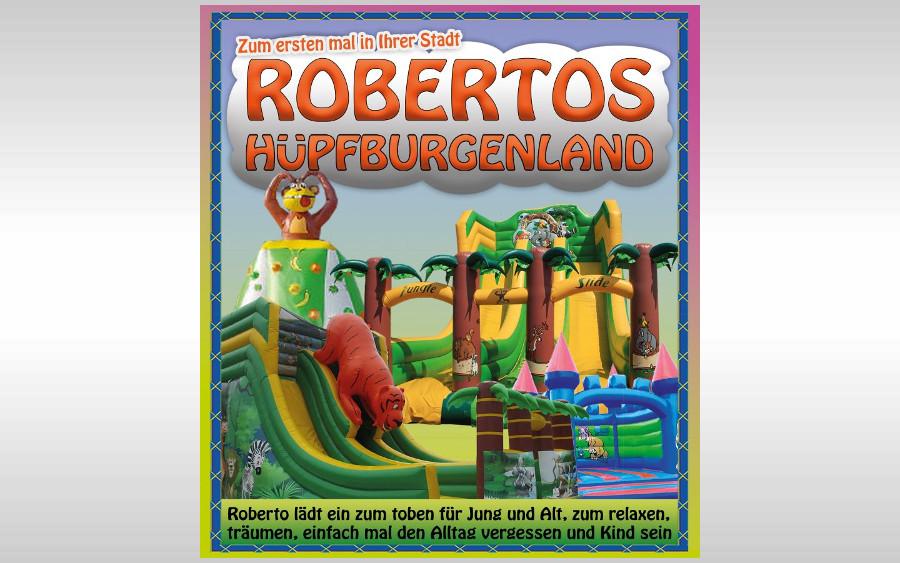 Robertos Hüpfburgen- und Freizeitpark