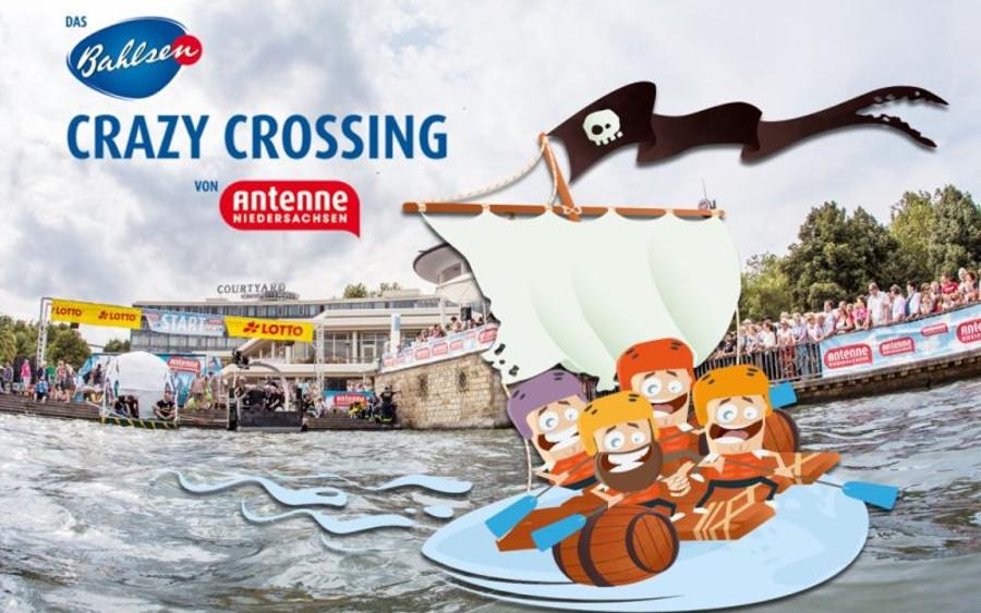 """Schnell bewerben – Antenne Niedersachsen: """"Bahlsen Crazy Crossing 2018"""""""