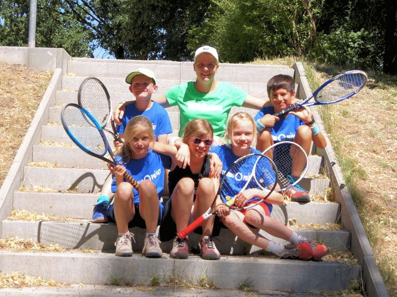 Tennis-Team Südheide mit 13. Platz unter den Regions-Teams