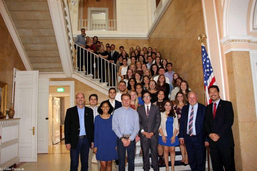 50 US-amerikanische Austauschschülerinnen und -schüler kommen zu Erlebnis-Tag nach Celle – Jugendliche suchen noch Gastfamilien