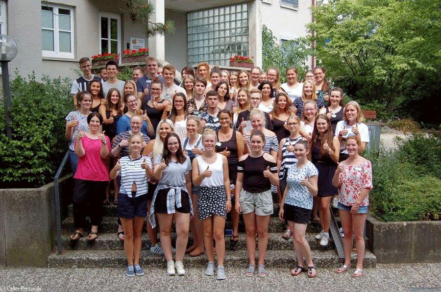 58 Azubis starten ihre Ausbildung am AKH Celle