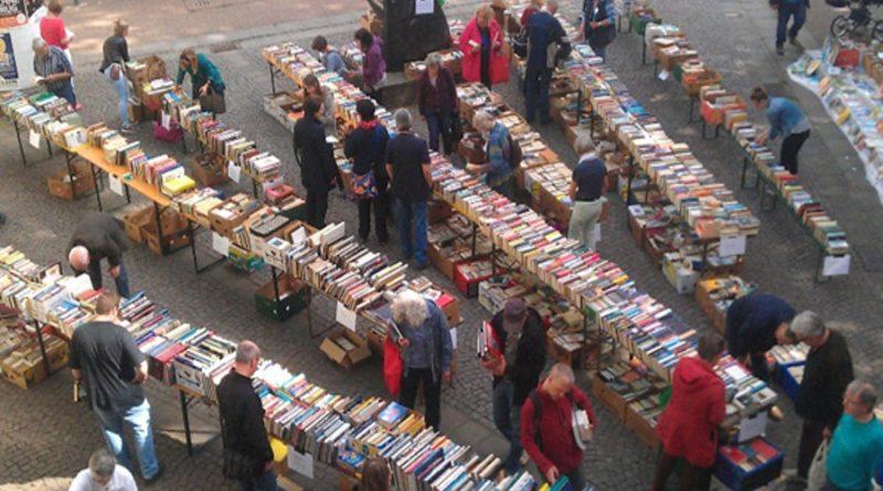 Die Bibliotheksgesellschaft bittet um Bücherspenden
