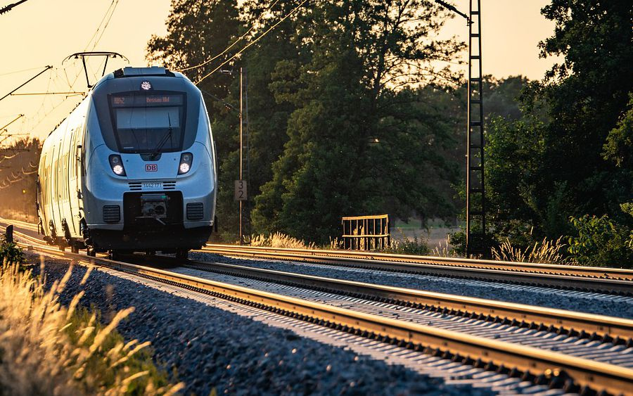 metronom/enno: Brückenbauarbeiten Hannover Königstraße