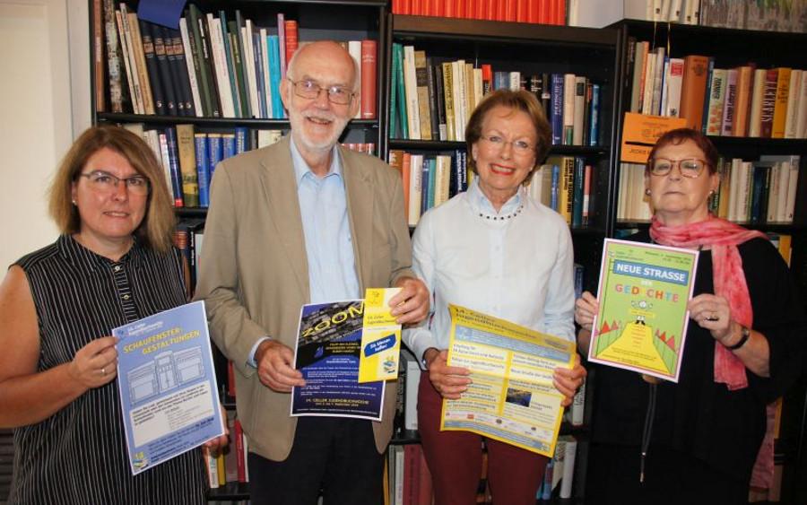 """Celler Jugendbuchwoche vom 3. Bis 7. September – """"Ohne lesen nichts gewesen"""""""